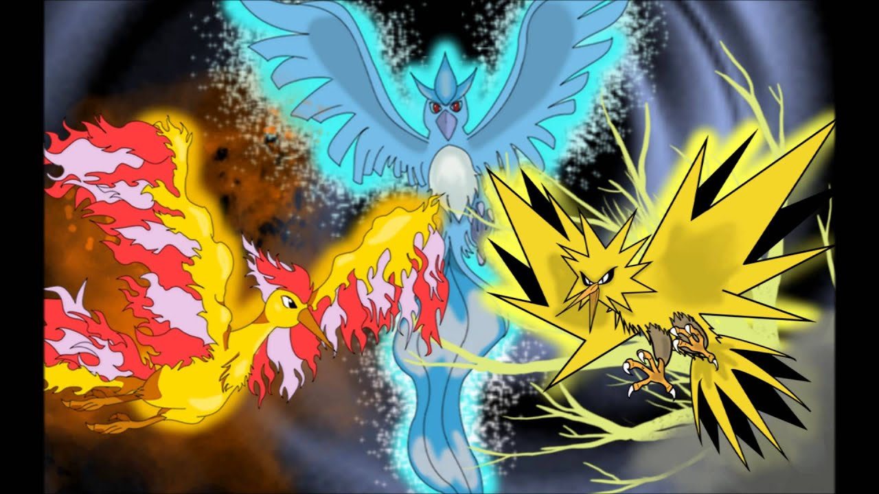 Pokemon Theory: Legendary Bird - YouTube