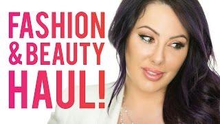 Fashion and Beauty Haul | Makeup Geek