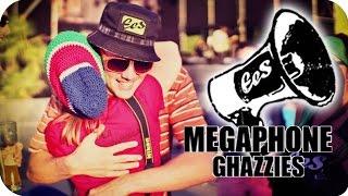 "Die ""Megaphone Ghazzies"" von EES"