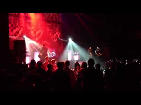 "Dropkick Murphys live: ""Don't Tear Us Apart"""
