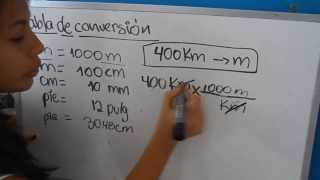 Como Hacer Conversiones De Física Fácilmente , conversiones de longitud