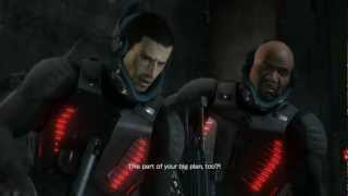 Binary Domain Walkthrough - Chapter 1 Part 4 - PC Gameplay 1080p Full HD