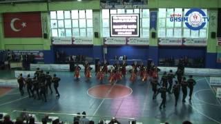 Halk Oyunları Düzenlemeli Dal Gençler İl Birincisi - Artvin Anadolu Lisesi -