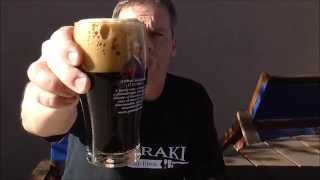 HBW #22 - 26th March 2014 - Grant Baker's Imperial Stout 8.7% Review