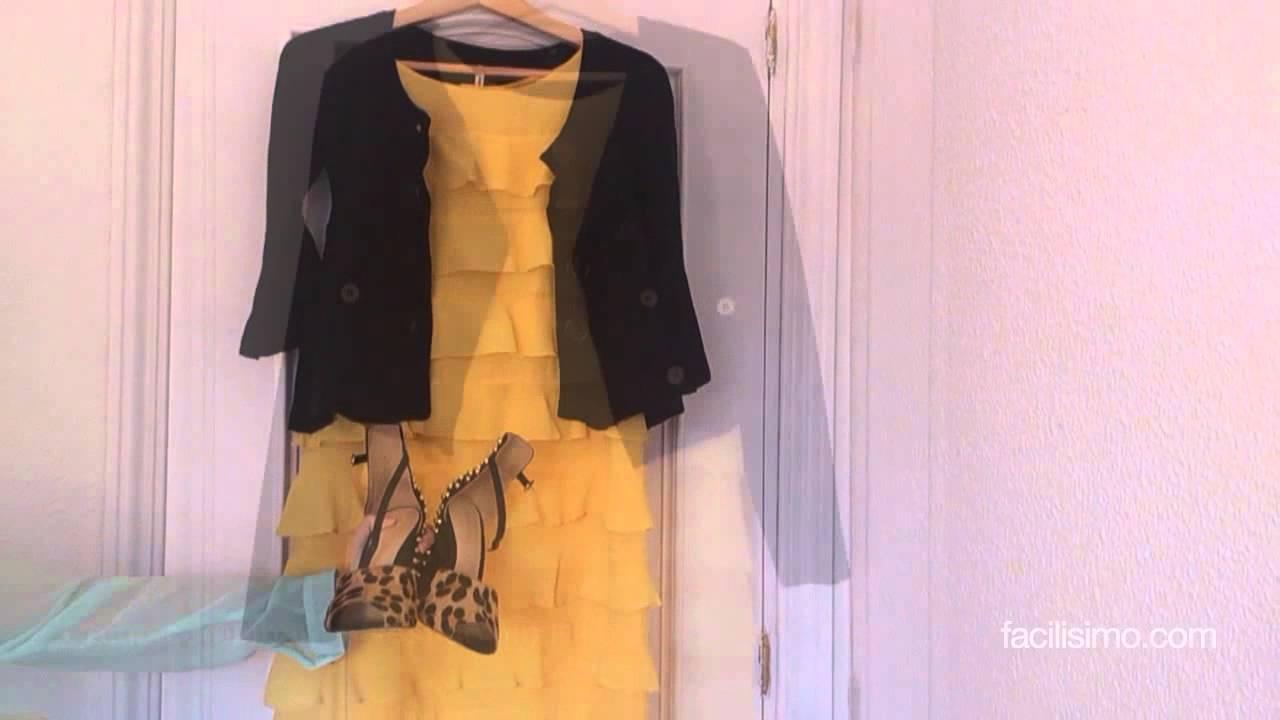 Cómo combinar un vestido amarillo | facilisimo.com - YouTube