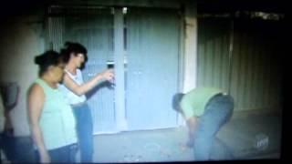 Vândalos atiram pedras na rua Araras, Bebedouro/SP