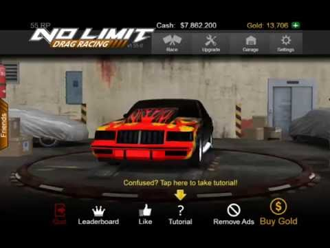 no limit drag racing 4 7 300 mph shelby tune doovi. Black Bedroom Furniture Sets. Home Design Ideas