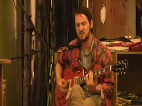 Blake Mills Live at the Mollusk Surf Shop