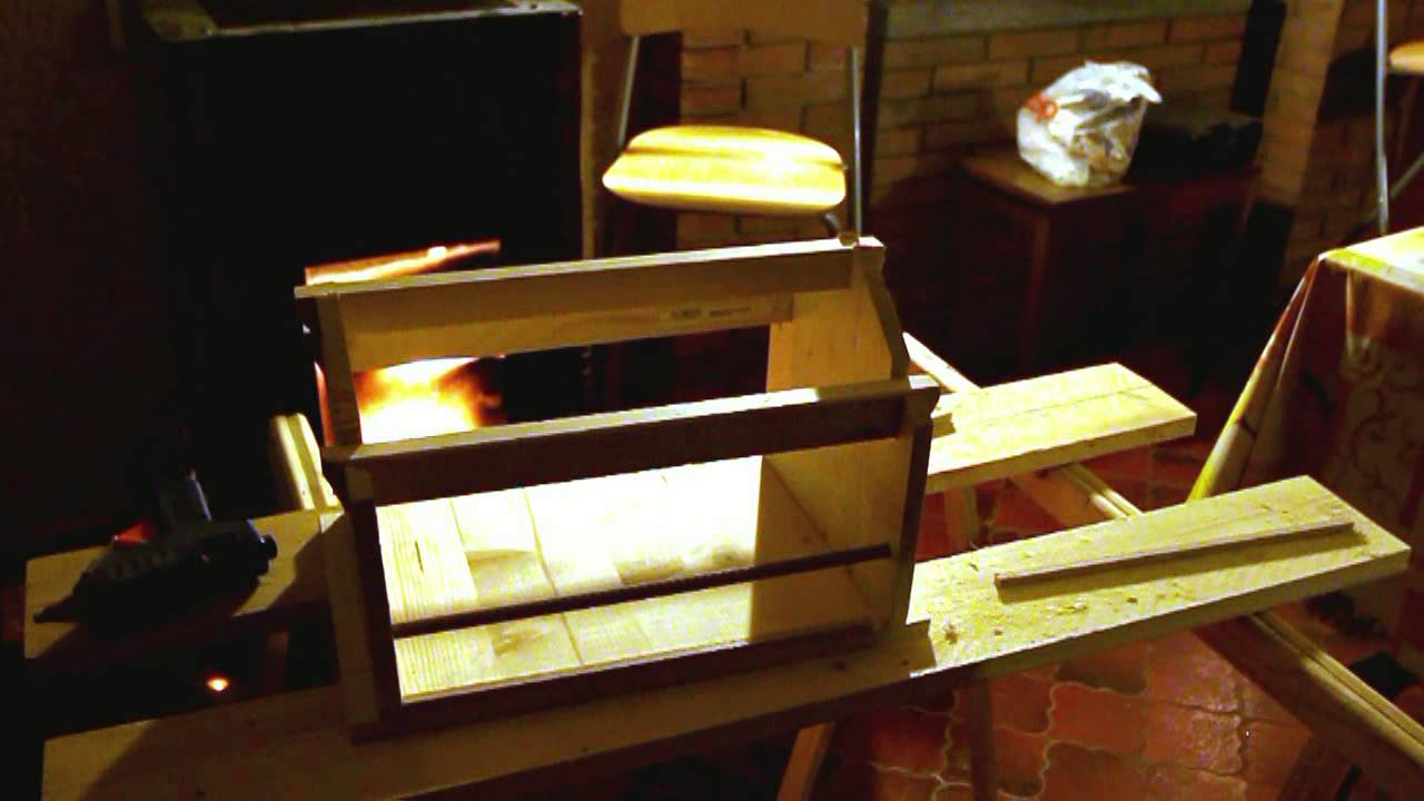 Ben noto Come costruire una mangiatoia per uccelli - seconda parte - YouTube YC84