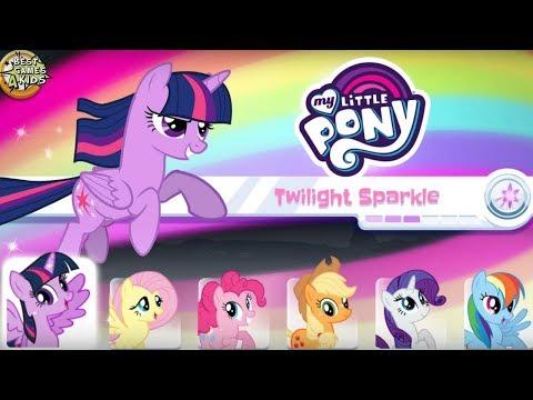 TWILIGHT SPARKLES: MAGIC BLAST Power! | My Little Pony Rainbow Runners - Epic Color Rush #37