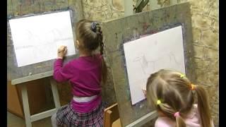 """Уроки рисования в """"Познайке"""". Изо-студия для детей"""