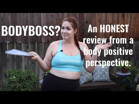 The BodyBoss Fitness Guide | An HONEST body positivity review