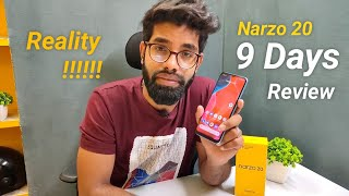 Realme Narzo 20 After 9 days Uses !! Full Depth Review | Must Watch Before you Buy!!!