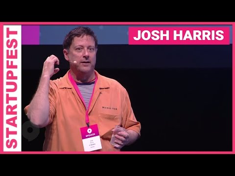 We Live In Public's Josh Harris talks with Andy Nulman // Startupfest 2016