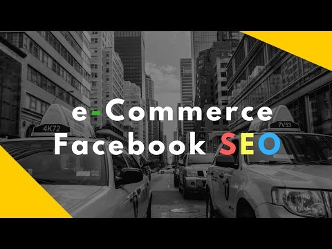 How to Create eCommerce Facebook Page & SEO - eCom Site Duel #2