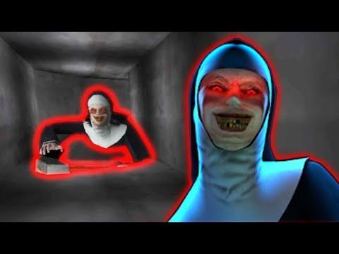 СТРАШНАЯ МОНАХИНЯ С МОЛОТОМ - Evil Nun:Ужас в Школе