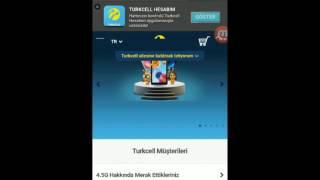Turkcell Bedava İnternet. 500 Mb