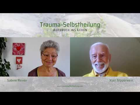 Kurt Tepperwein & Sabine Reiner beim Trauma-Selbstheilung-Kongress 2018