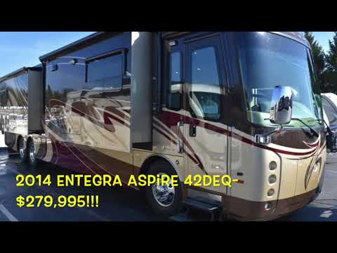 Slideshow of our Used inventory at Stoltzfus RV's & Marine!