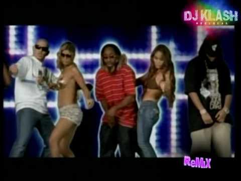 "Pitbull, Ying yang twins, Lil jon & Dj klash ""BOJANGLES"" (official remix)"