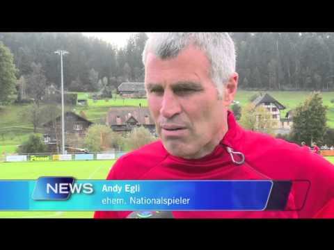 News Beitrag auf TeleBaern (FC Langnau – Suisse Legends 0:3)