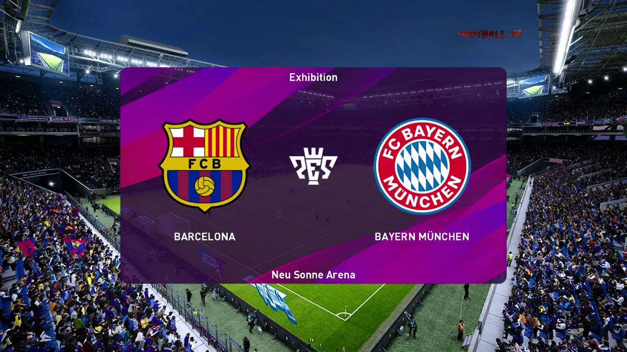 Bayern-Sensation gegen Barcelona - ein Star erlebt ...   Barcelona- Bayern