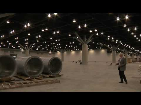 Exhibition Spaces: Vancouver Convention Centre - BC, Canada