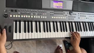 Bán đàn organ yamaha psr s670 cài sample miễn phí ☎️ 0707522522