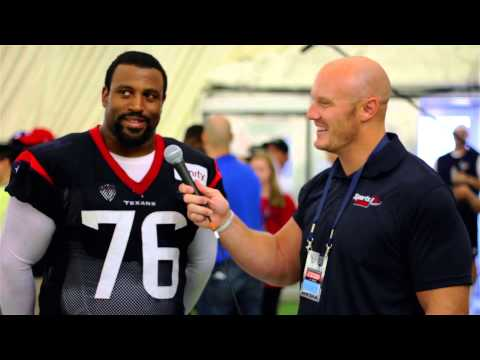 Chris Myers - Center of Attention with Duane Brown