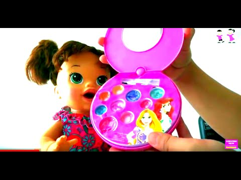 Baby Alive Hairstyle And Makeover Learning Video For