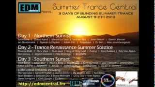 Pusher  - Summer Trance Central [Uplifting Trance Radio]