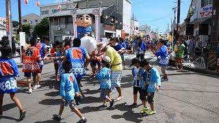 種子島のイベント:第40回ロケット祭りみこしパレード