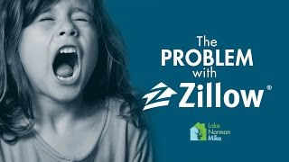 The Problem with Zilllow | Lake Norman Mike | Lake Norman Real Estate