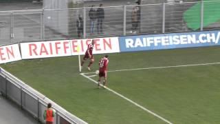 FC Vaduz gegen St Gallen