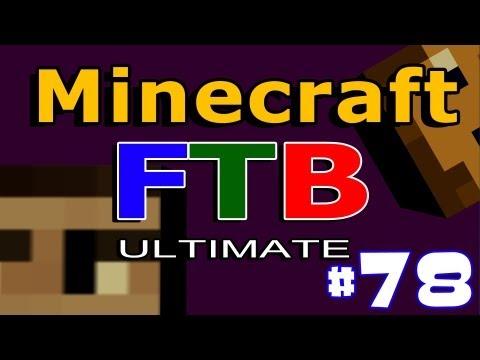 Minecraft FTB Ultimate - Episode 78 - Bird Sanctuary!