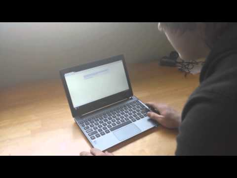 Acer C710 Chromebook Unboxing and Overview
