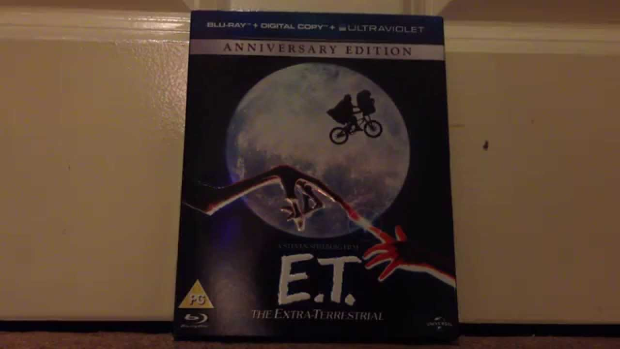 Download E.T the Extra Terrestrial (1982) Blu Ray review