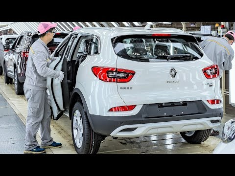 Renault Koleos And Kadjar Production In China