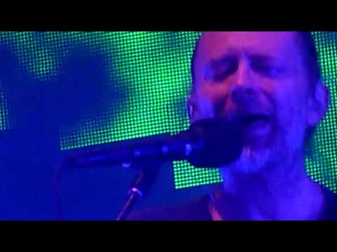 Radiohead Climbing Up The Walls Live American Airlines Arena Miami FL March 30 2017