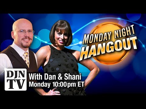 Music News And Views with Shani Barnett and Dan Carpenter on #DJNTV Live Monday Night Hangout