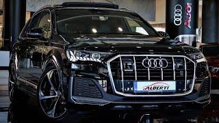 2020 Audi Q7 50 TDI Facelift Review interior exterior
