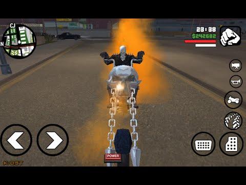 Resultado de imagem para motoqueiro fantasma gta sa android