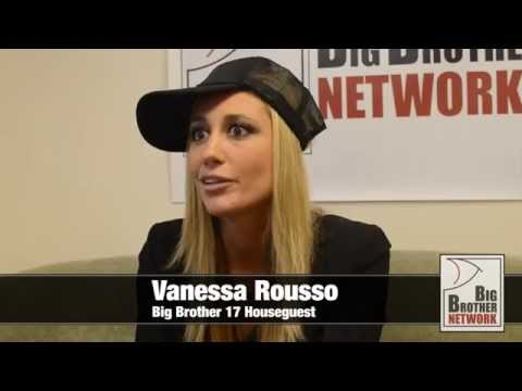 Vanessa Rousso - Big Brother 17 Houseguest [Interview] - YouTube