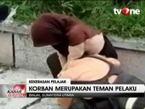 Video Kekerasan Siswi Binjai Tersebar di Media Sosial
