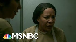 ICE Shuts Down Hotline For Detained Immigrants After Netflix Epi | The Beat With Ari Melber | MSNBC