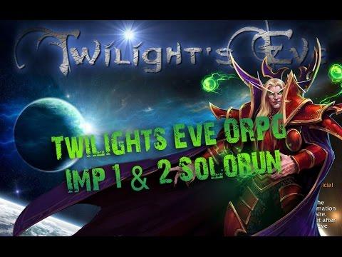 Wc3 - Twilight's Eve ORPG - (Imp 1 & 2 Solo Run) Evil Never Sleeps (ENG/PC/HD)