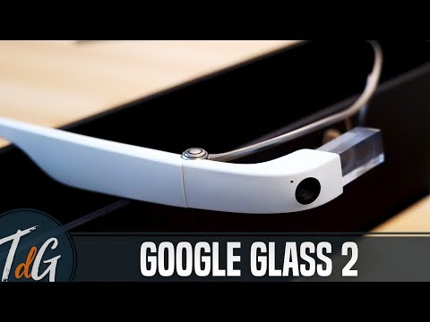 "Google Glass 2, ""Glass Enterprise"" ya a la venta"