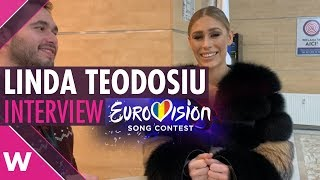 Linda Teodosiu -