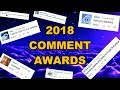 Gambar cover Comment Awards 2018 - The Final Results