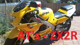 zx2r ride other tips